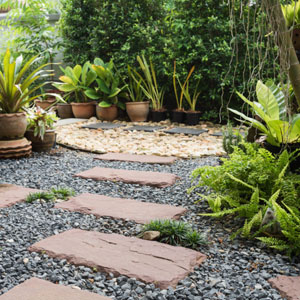 Hardscaping – Pathways And Sit Out